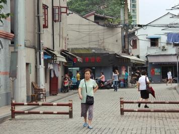 Zugang zur Donghengbang Lu